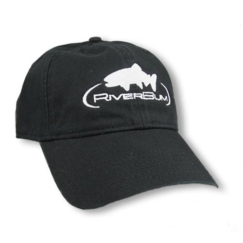 RiverBum Hat Black